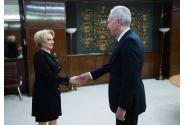 Întâlnirea premierului Viorica Dăncilă cu ambasadorul SUA în România, Hans Klemm