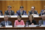 Discursul premierului Viorica Dăncilă la dezbaterea în ședința comună a Camerei Deputaților și Senatului asupra moțiunii de cenzură