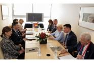 Întrevederea premierului Viorica Dăncilă cu Marjan Šarec, prim-ministrul Republicii Slovenia