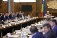 Ședința de guvern - 8 august