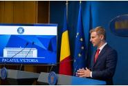 Declarații de presă susținute de ministrul Finanțelor Publice Eugen Teodorovici, și purtătorul de cuvânt al Executivului, Nelu Barbu, după ședința de guvern