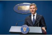 Briefing de presă susţinut de purtătorul de cuvânt al Executivului, Nelu Barbu, la finalul şedinţei de guvern
