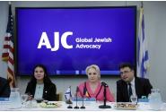 Întrevederea premierului Viorica Dăncilă cu conducerea American Jewish Committee