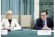 Întrevederea premierului Ludovic Orban cu reprezentanții Asociației Municipiilor din România