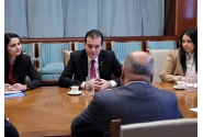 Prime Minister Ludovic Orban's meeting with EBRD representatives