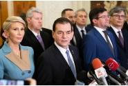 Declarații susținute de premierul Ludovic Orban după votarea moțiunii de cenzură