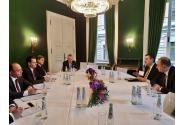 Întrevederea prim-ministrului României, Ludovic Orban, cu omologul georgian, Giorgi Gakharia