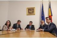 Premierul în exercițiu, Ludovic Orban, a participat la videoconferința cu premierii din Italia, Bulgaria, Cipru, Austria, Slovacia, Ungaria și Israel pe tema COVID-19