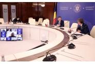 Participarea premierului Ludovic Orban la consultări cu reprezentanții Coaliției pentru Dezvoltarea României