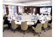 Participarea premierului Ludovic Orban la consultări cu reprezentanții marilor rețele comerciale