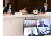 Videoconferința prim-ministrului Ludovic Orban cu prim-ministrul Poloniei, Mateusz Morawiecki