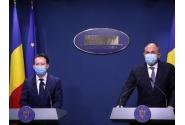 Declarații  de presă susținute de ministrul Finanțelor Publice, Florin Cîțu, și președintele Consiliului Director al ARB, Sergiu Oprescu