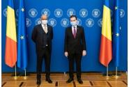 Premierul Ludovic Orban a avut consultări cu reprezentanții Liberty Steel (SIDEX Galați)
