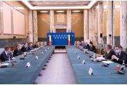 Consultări ale premierului Ludovic Orban cu reprezentanții industriei jocurilor de noroc