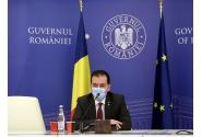 """Intervenția premierului Ludovic Orban la dezbaterea """"Resetarea sistemului de sănătate: de la experiența din criza Covid, la reformă și modernizare"""", organizată de CursDeGuvernare.ro"""