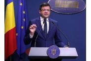 Briefing de presă susținut la finalul ședinței de guvern de șeful Cancelariei premierului, Ionel Dancă, ministrul economiei, Virgil Popescu, și ministrul mediului, Costel Alexe