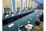 Întâlnirea premierului Ludovic Orban cu reprezentanții Colegiului Medicilor Veterinari