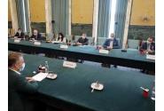 Întâlnirea premierului Ludovic Orban cu reprezentanții sectorului HORECA