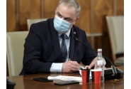 Întâlnirea de lucru a premierului Ludovic Orban cu miniștri și șefi de instituții cu atribuții de control în contextul crizei COVID-19