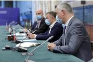 Întâlnirea premierului Ludovic Orban cu reprezentanții HORECA