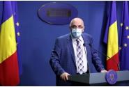 Briefing de presă susținut la finalul ședinței de guvern de Raed Arafat, secretar de stat în Ministerul Afacerilor Interne