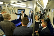 Participarea premierului Ludovic Orban la darea în folosință a liniei de metrou M5 Eroilor-Drumul Taberei