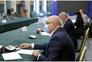 Entrevue du Premier ministre Ludovic Orban avec les représentants de la Fédération Sanitas