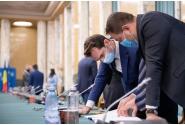 Întrevederea premierului Ludovic Orban cu reprezentanții Coaliției pentru Dezvoltarea României
