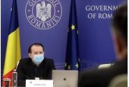 Întâlnirea premierului Florin Cîțu cu reprezentanții Uniunii Naționale a Consiliilor Județene