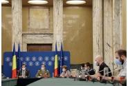 Conferință de presă susținută de președintele Comitetului Național de Coordonare a Activităților privind Vaccinarea împotriva SARS-CoV-2 (CNCAV), Valeriu Gheorghiță