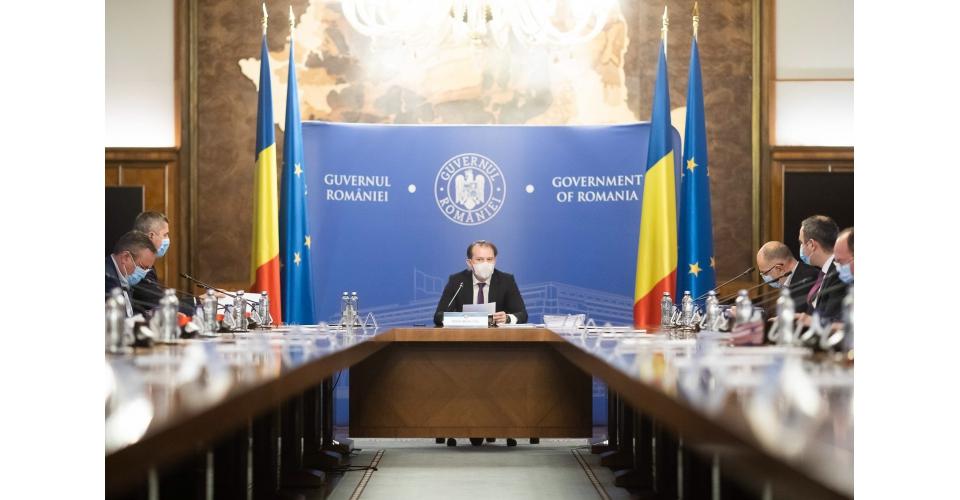 Ședința de guvern din 24 februarie