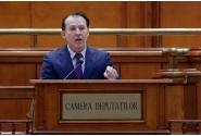 Participarea premierului Florin Cîţu la votul final, în Parlament, asupra proiectelor legilor bugetului de stat și bugetului asigurărilor sociale de stat pe anul 2021