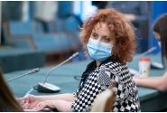 Conferință de presă susținută de președintele Comitetului național de coordonare a activităților privind vaccinarea împotriva SARS-CoV-2 (CNCAV), Valeriu Gheorghiță, și de secretarul de stat în Ministerul Sănătății și vicepreședinte CNCAV, Andrei Baciu