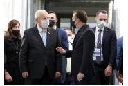 Întrevederea premierului Florin Cîțu cu președintele Statului Israel, Reuven Rivlin