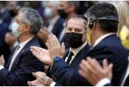 Participarea premierului Florin Cîțu la ședința comună a Camerei Deputaților și Senatului, prilejuită de susținerea alocuțiunii președintelui Statului Israel, Reuven Rivlin