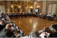 Participarea premierului Florin Cîțu la ședința extraordinară a Consiliului pentru Dezvoltare Regională Vest