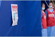 Participarea premierului Florin Cîțu la Maratonul vaccinării, organizat de autoritățile locale din Zalău