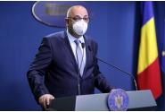 Briefing de presă susținut de ministrul mediului, apelor și pădurilor, Barna Tánczos și de șeful Departamentului pentru Situații de Urgență, Raed Arafat, secretar de stat în M.A.I., la finalul ședinței de guvern din 25 august