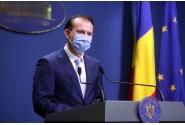 Briefing de presă susținut de premierul Florin Cîțu, la finalul ședinței de guvern din 7 septembrie