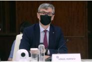 Întâlnirea de lucru a premierului Florin Cîțu cu reprezentanții ENEL