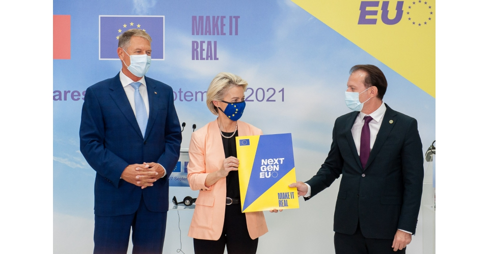 Joint press conference by President of the European Commission Ursula von der Leyen, President(...)