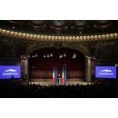 Cérémonie officielle de lancement de la Présidence roumaine du Conseil de l'Union européenne