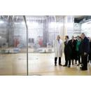 Le Premier ministre Ludovic Orban a visité le Projet Infrastructure ultra-légère - Physique(...)