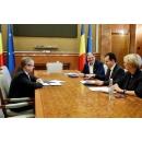 Întâlnirea premierului Ludovic Orban cu președintele Autorității de Audit din Curtea de(...)