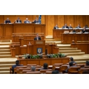 Participarea premierului Ludovic Orban la ședința comună a Camerei Deputaților și Senatului(...)