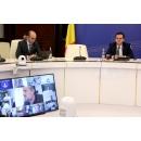 Participarea premierului Ludovic Orban la consultări cu reprezentanții industriei mass-media BRAT(...)