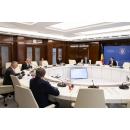 Entrevue du Premier ministre Ludovic Orban avec les représentants de l'industrie HORECA
