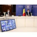Entretien du Premier ministre Ludovic Orban avec les représentants du Conseil commercial(...)