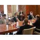 Entrevue du Premier ministre Ludovic Orban avec les représentants de l`Association de l`Industrie(...)