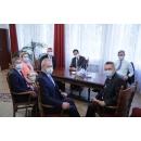Întâlnirea premierului Ludovic Orban cu reprezentanții sindicatelor din minerit